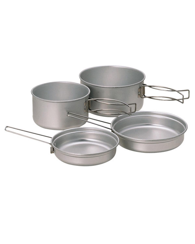 Multi Compact Cookset Aluminum